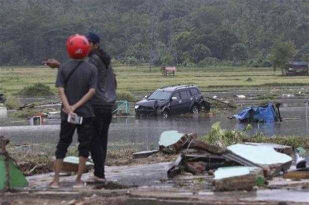 Indonezija, potraga za preživelima