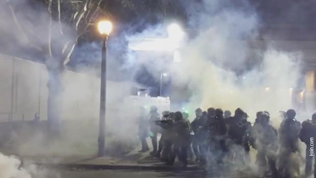 Neredi u Portlandu zbog policijskog ubistva