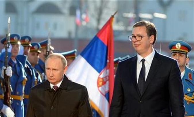 Putin izneo najčvršću poziciju u vezi sa Kosovom