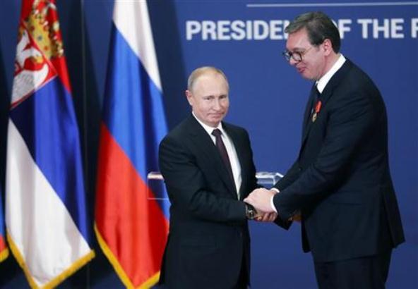 Putinova poseta Srbiji, pogled iz briselskog kuloara