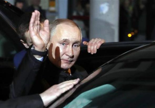 Putinu manje veruju ali ga i dalje najviše podržavaju