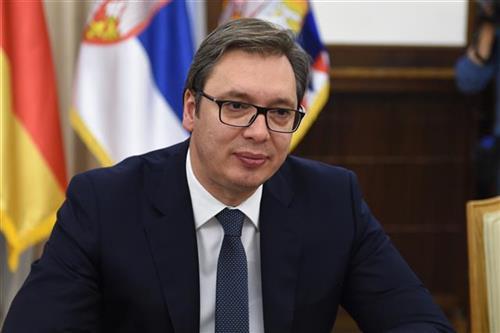 Vučić: Staša je srcem osvojila ovu medalju
