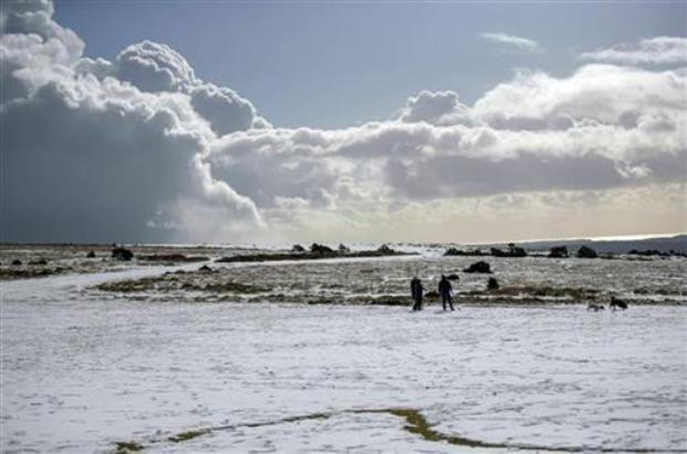Ledeni talas stiže u Veliku Britaniju