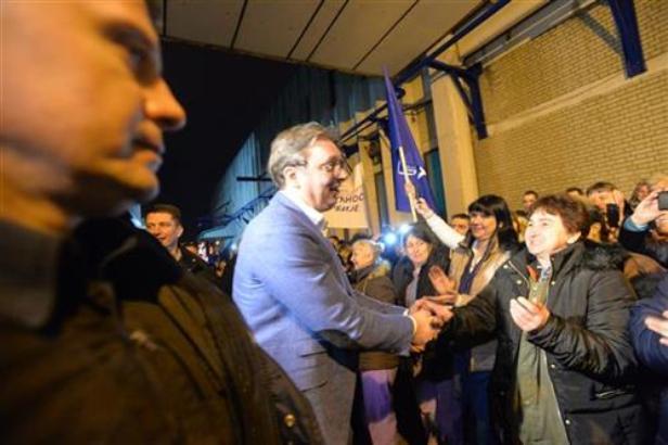 Vučić sutra u Južnobanatskom okrugu, u kampanji