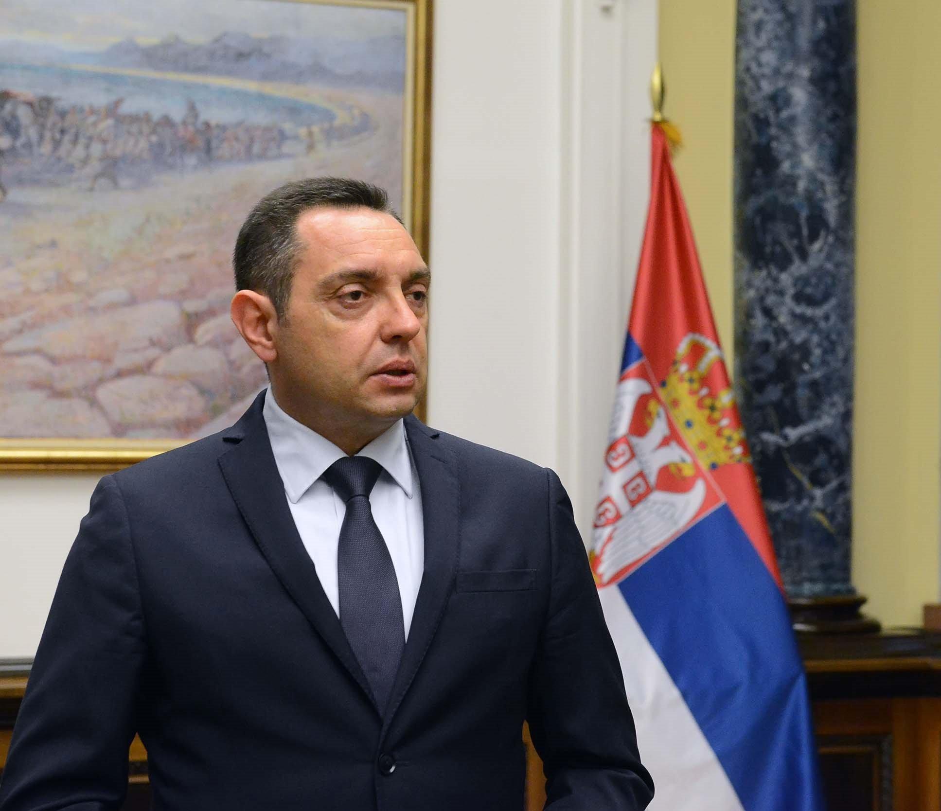 Vulin: Srbija najsnažnija na Balkanu, da prestane da se izvinjava