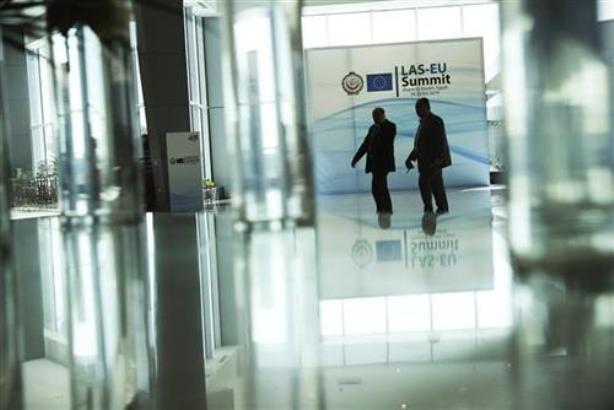 Prvi samit EU i Arapske lige