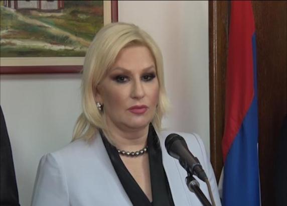 Mihajlović pozvala opozicione lidere da se uzdrže od nasilja