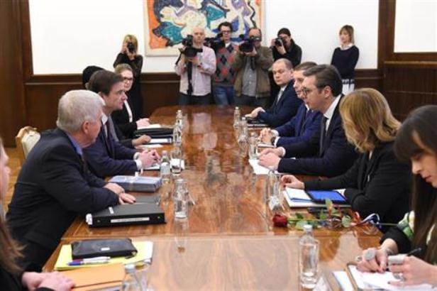 Vučić: Prištinska platforma je odluka o prekidu dijaloga