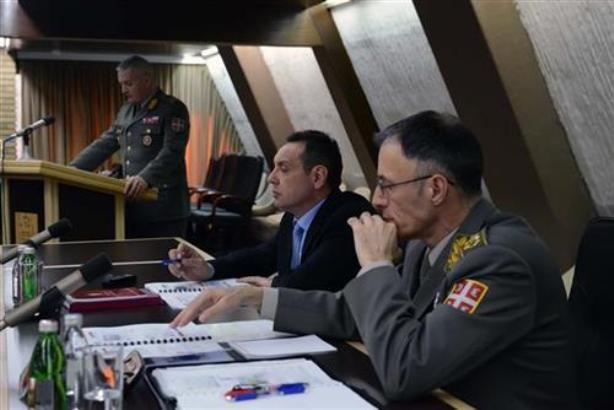 Vojska Srbije ispunila sve zadatke u prethodnoj godini