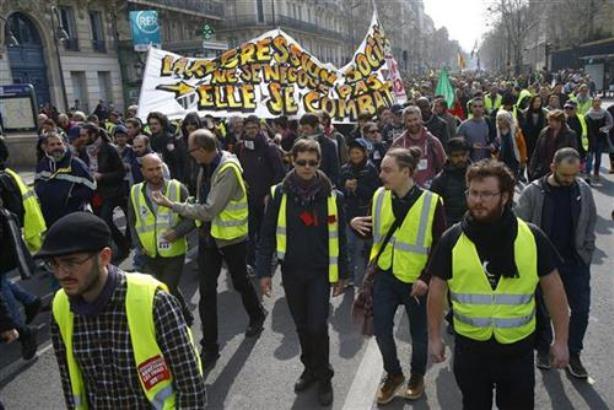 Francuska: Počinje 19. vikend protesta