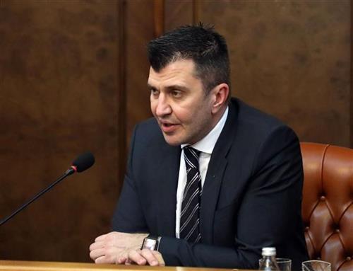Đorđević: Opoziciji jedino ostaje da širi besomučne laži
