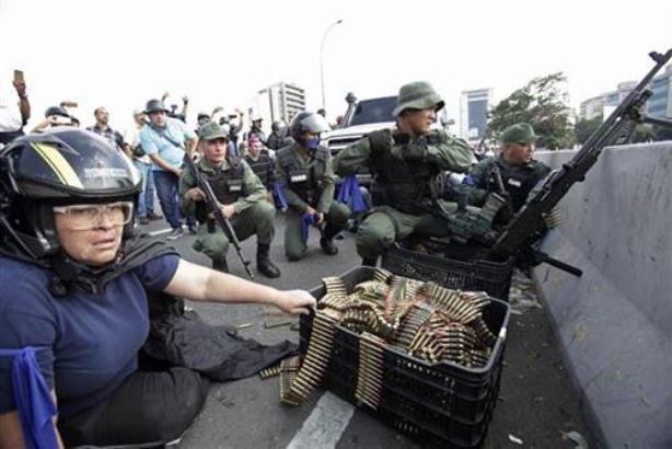 U protestima u Venecueli 4 mrtvih, 300 povređeno