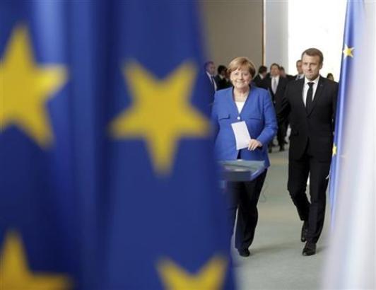 Merkel i Makron hoće lično da se uključe u dijalog Beograda i Prištine