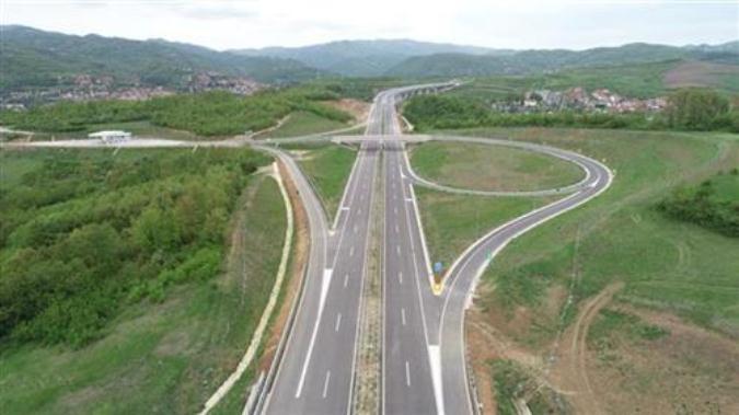 Mihajlović: Završili smo Koridor 10, građevinsko remek delo