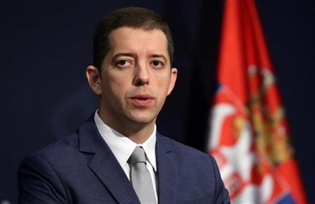 Đurić osudio napade na Tviteru na Milenu Ivanović