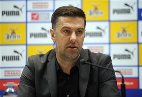 Krstajić objavljuje spisak za Ukrajinu i Litvaniju