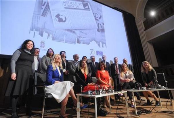 Konferencija posvećena Savetu Evrope u Beogradu