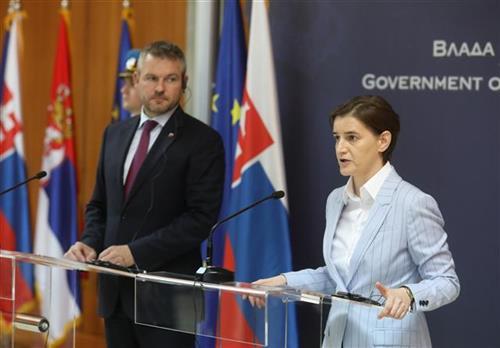 Brnabić: Podrška EU manja i zbog stava Brisela prema KiM