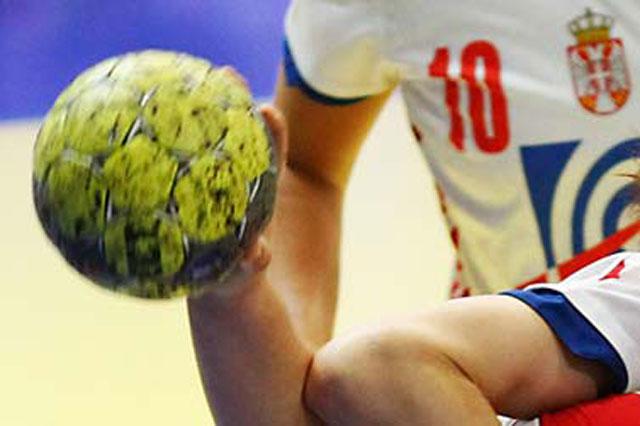 Deca iz Štrpca sa KiM gosti rukometne reprezentacije Srbije