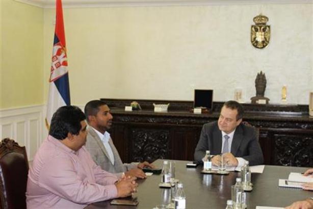 Dačić: Srbija i Maldivi unapređuju saradnju