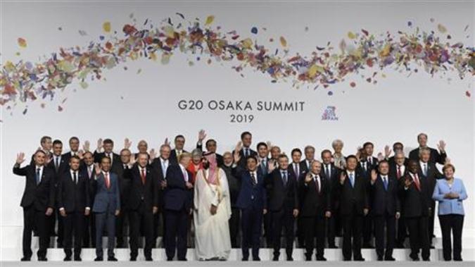 Susret svetskih lidera na samitu G20 u Osaki