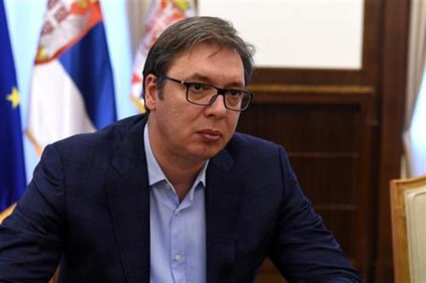 Vučić uputio saučešće povodom smrti Predraga Marića