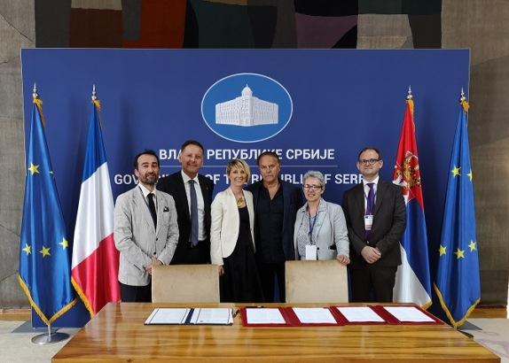 Pančevo mesto susreta francuskih i srpskih strip autora
