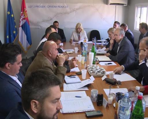 Mihajlović: Za puteve u Topličkom okrugu 2,6 milijardi dinara