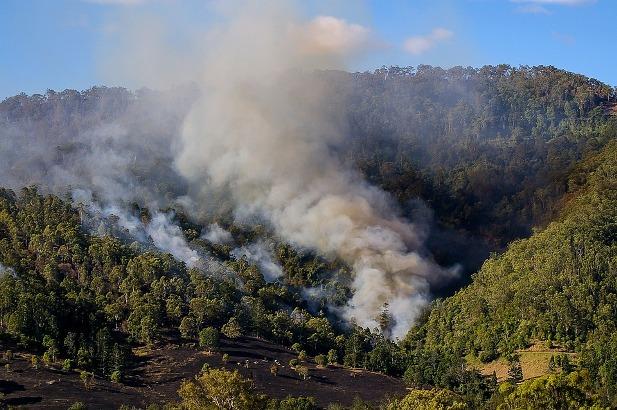Lokalizovan požar kod Šibenika