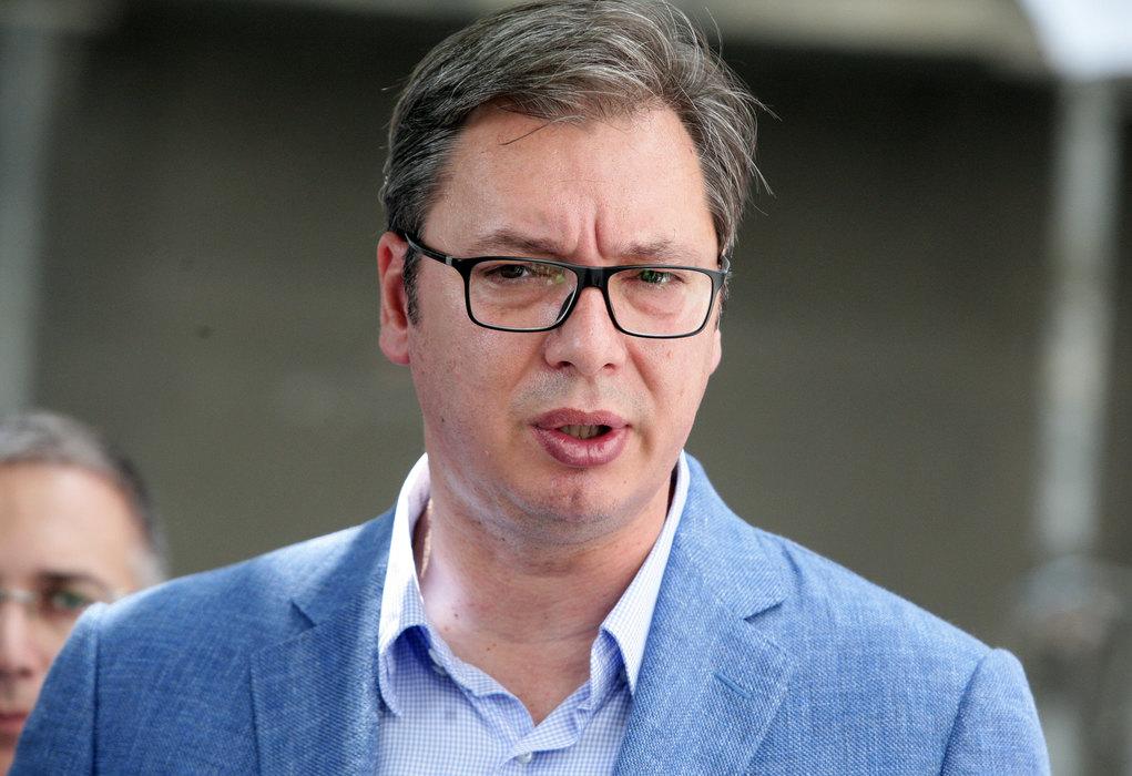 Vučić dobio pismo od Trampa slične sadržine kao ono koje je primio Tači