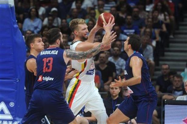 Srbija pobedila Grčku za trofej