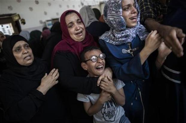 Izraelske trupe ubile tri Palestinca i ranile jednog u Gazi