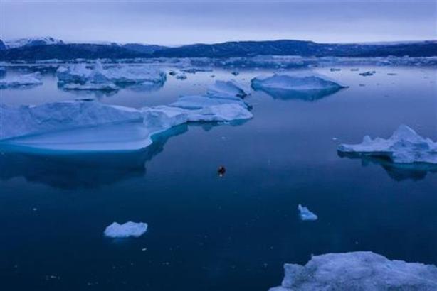 Sajens alert: Na Grenlandu stanje koje se očekivalo tek 2070. godine