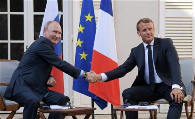Makron: Budućnost Rusije vezana za Evropu