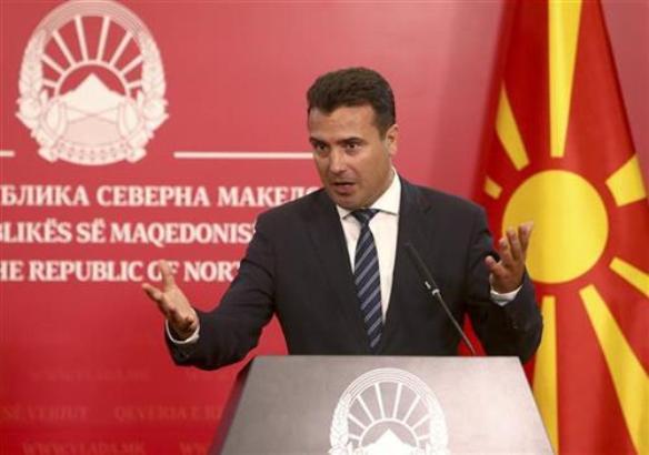 Zaev: Opozicija nema nikakve šanse na izborima
