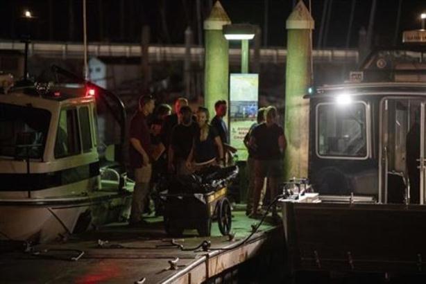 Kalifornija: U požaru na brodu 34 žrtve