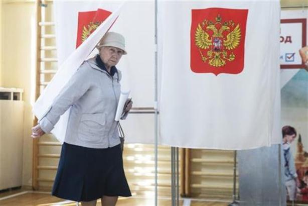 Putinova stranka izgubila trećinu mesta na moskovskim izborima