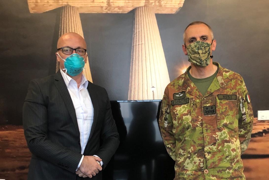 Rakić i Risi o političko-bezbednosnoj situaciji na KiM