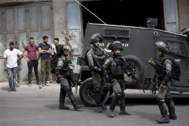 Palestinka ubijena kada je pokušala da izbode vojnike