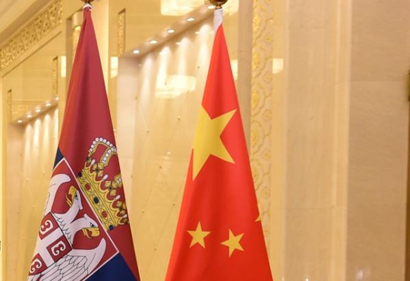 Kineski policajci u patroli sa srpskim