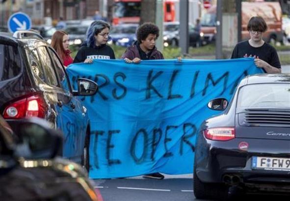 Demonstracije zbog klimatskih promena širom planete