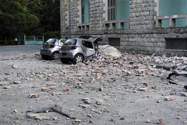Albanija: Najmanje 105 povređenih u zemljotresu
