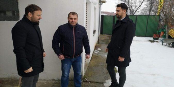 Uručena novčana pomoć porodici Miljković