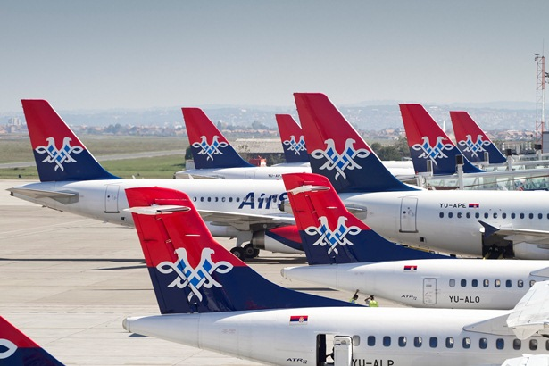 Er Srbija prevezla rekordan broj putnika u oktobru