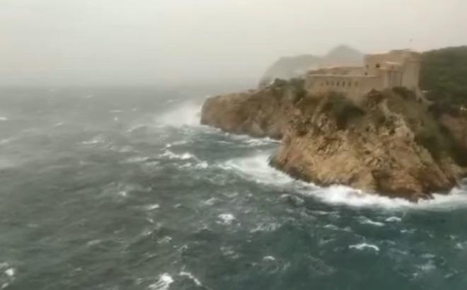 U Hrvatskoj na snazi crveni meteoalarm