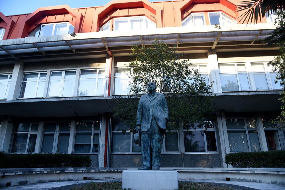 Koronavirus ušao i na Pravni fakultet u Podgorici