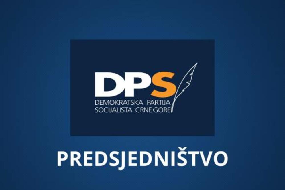 Predsedništvo DPS: Spremni smo na razgovore, međunarodna zajednica da se ne meša