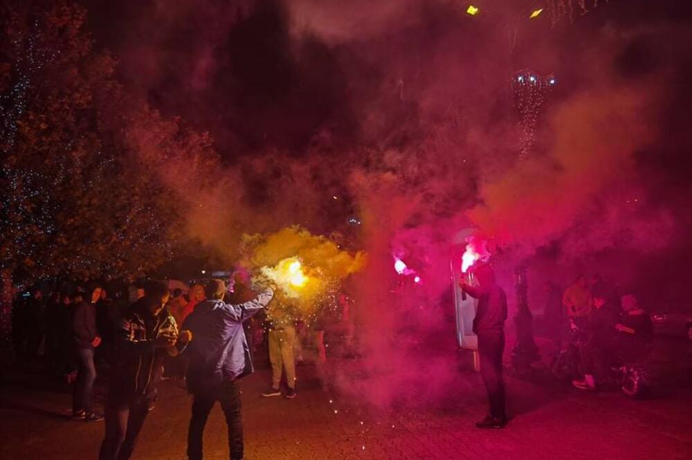 Crna Gora: Slavlje na ulicama zbog izbora nove vlade