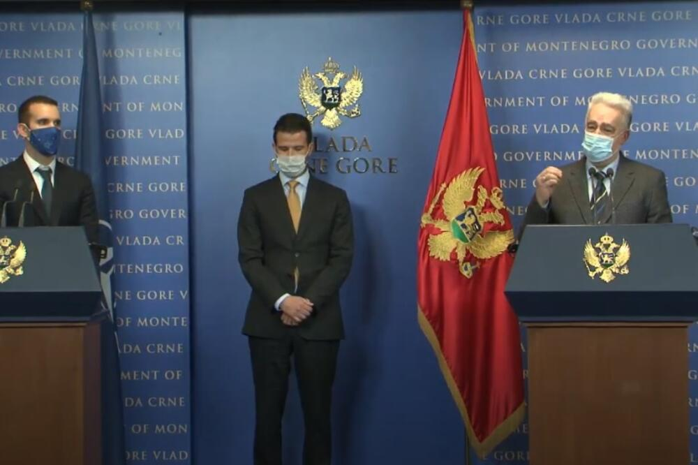 Krivokapićeva vlada emitovala obveznice od 750 miliona evra, kritikuju i opozicija i koalicioni partneri