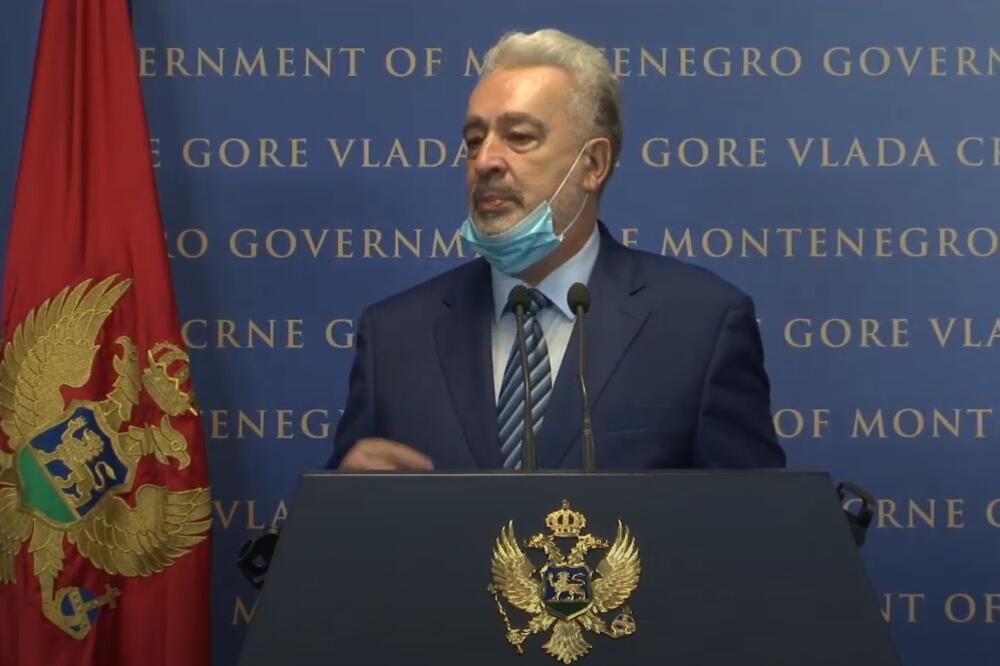 Krivokapić: Vlada usvojila izmene Zakona o slobodi veroispovesti